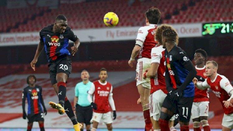 Arsenal Kontra Palace Imbang Tanpa Gol