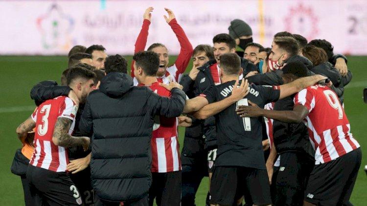 Kalahkan Real Madrid, Atletico Bilbao ke Final Piala Super Spanyol