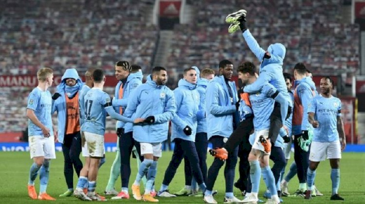 Bungkam MU 2-0, Manchester City ke Final Piala Liga Inggris
