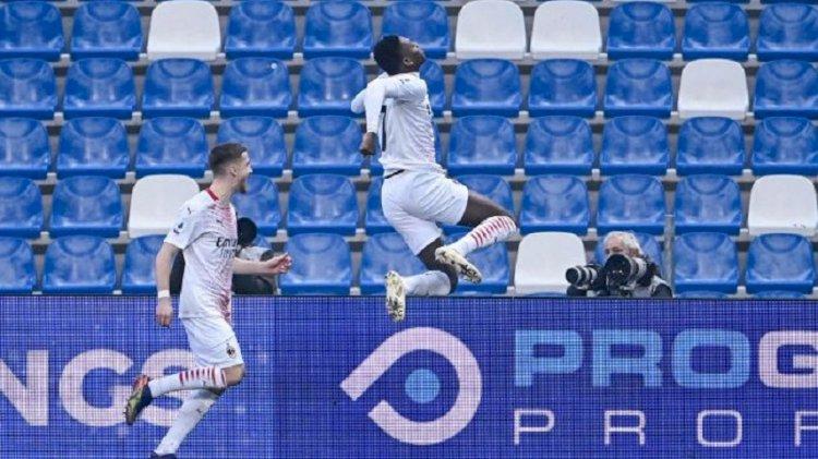 Seri A Italia : Milan Tetap di Puncak Klasemen, Inter Terus Menempel Terpaut 1 Poin