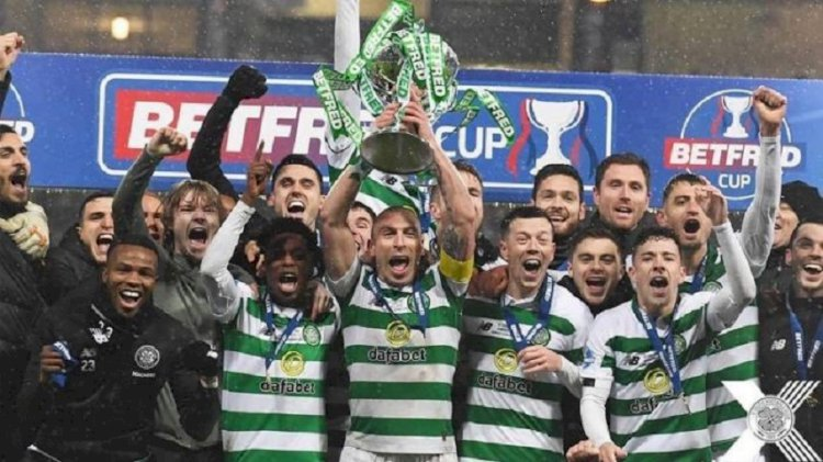 Celtic Sapu Bersih Semua Trofi Sepak Bola Skotlandia Empat Tahun Beruntun