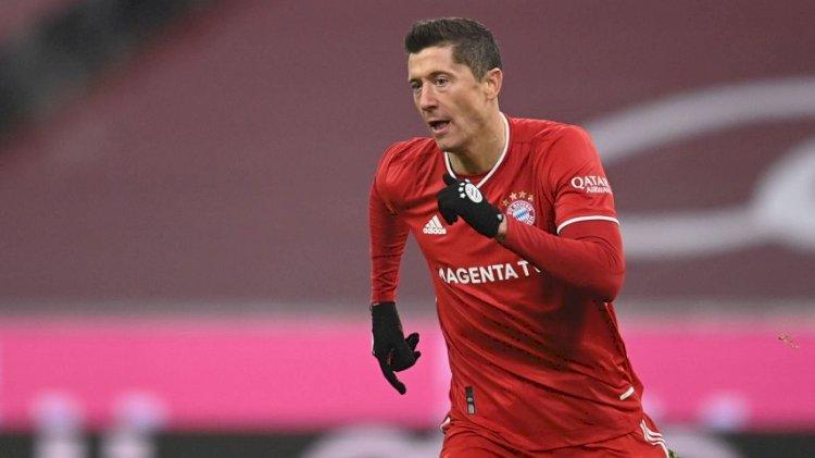 Bayern Muenchen Tekuk Wolfsburg Lewat Dua Gol Lewandowski