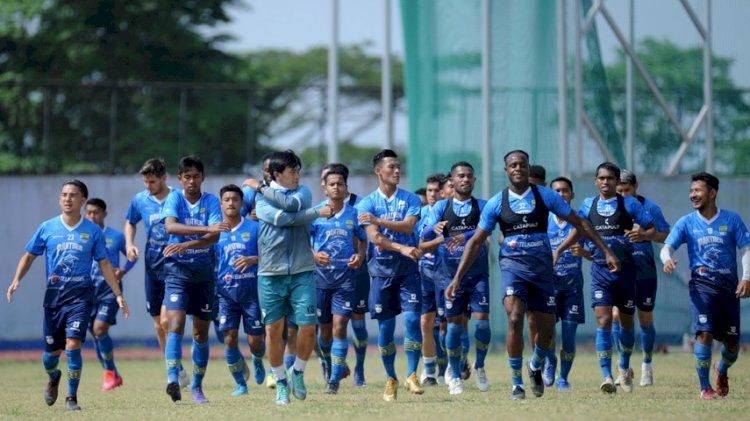 Pertandingan di Tunda Hingga Februari 2021, Persib Bandung Tunggu Surat Resmi
