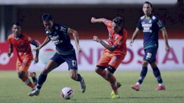 Persib Maung Bandung Lolos ke Perempat Final Piala Menpora 2021