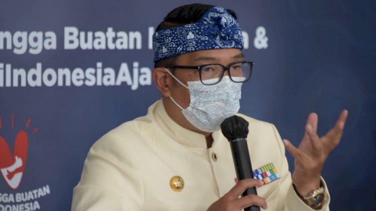 Kutuk Aksi di Makassar dan Mabes Polri, Ridwan Kamil Ajak Warga Jabar Lawan Benih Terorisme