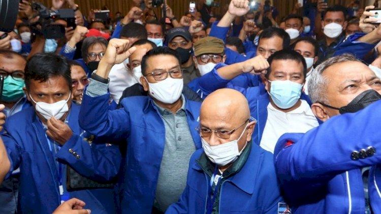 Ditolak Pemerintah, Partai Demokrat Kubu Moeldoko Akan Melawan!