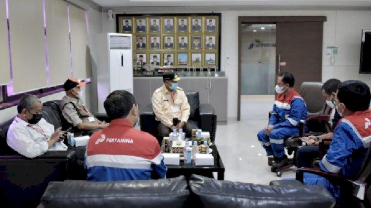 Ledakan di Kilang Balongan, Wagub Uu Ruzhanul Pastikan Pertamina Ganti Rugi Rumah Warga yang Rusak