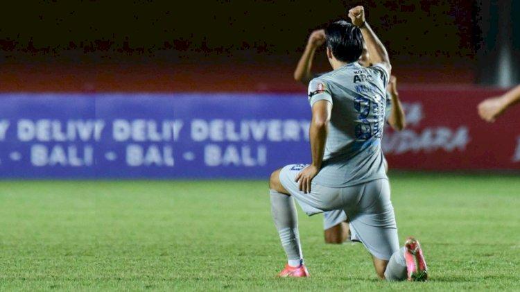 Piala Menpora 2021: Ezra Cetak Gol, Persib Bandung Kalahkan Persita Tangerang 3-1