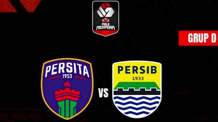 Jadwal Piala Menpora Hari Ini, Persita Tangerang VS Persib Bandung
