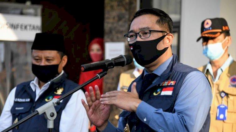 Ridwan Kamil Tegaskan  PNS Jabar Tidak Boleh Mudik
