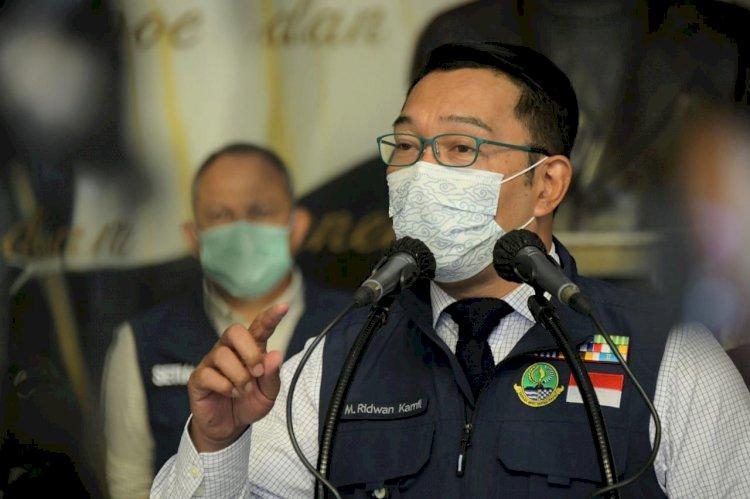 Salat Tarawih Boleh di Masjid, Ridwan Kamil Ingatkan Disiplin Prokes