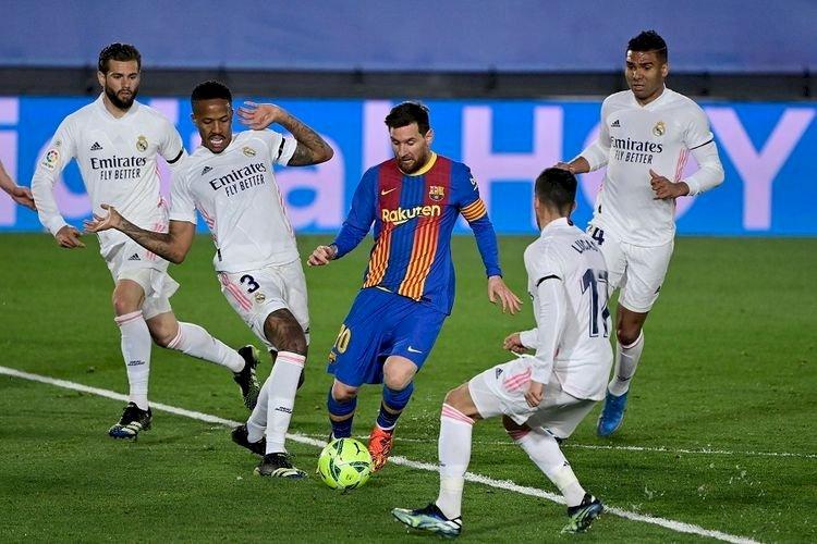 Hasil Lengkap Pertandingan Sepakbola Kompetisi di Eropa 10-11 April 2021