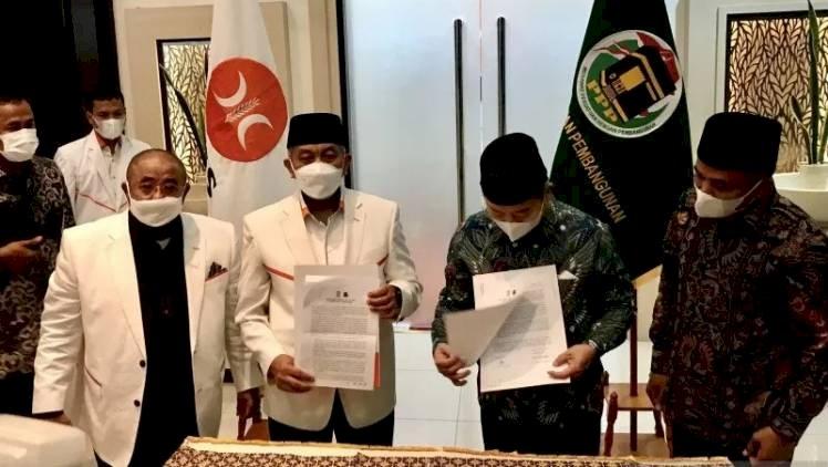 7 Kesepakatan Hasil Pertemuan PKS dan PPP