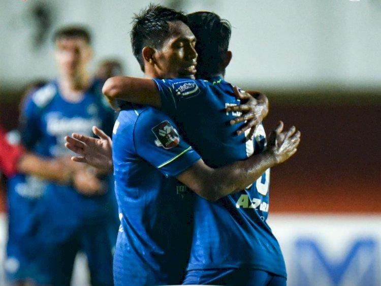 Hasil Semifinal Piala Menpora 2021: Persib Bandung vs PSS Sleman, Skor 2-1