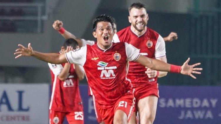 Persija ke Final Piala Menpora 2021 Usai  Menang Adu Penalti vs PSM