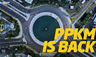 Senada dengan Pemerintah Pusat, Jabar Perpanjang PPKM Mikro Sampai 22 Maret