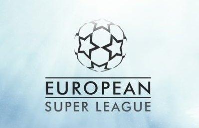 12 Klub Top Eropa Resmi Bentuk European Super League