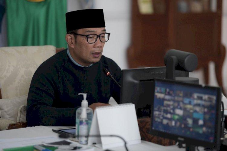 Luncurkan Aplikasi e-Perda, Ridwan Kamil: Ciptakan Keterbukaan Informasi yang Transparan