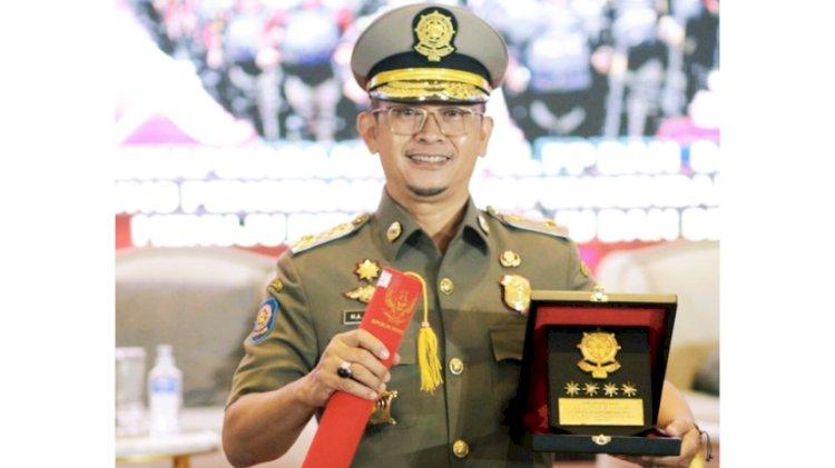 """Kasatpol PP Jabar Ade Bawa Jabar Juara """"Karya Bhakti Satpol PP"""""""
