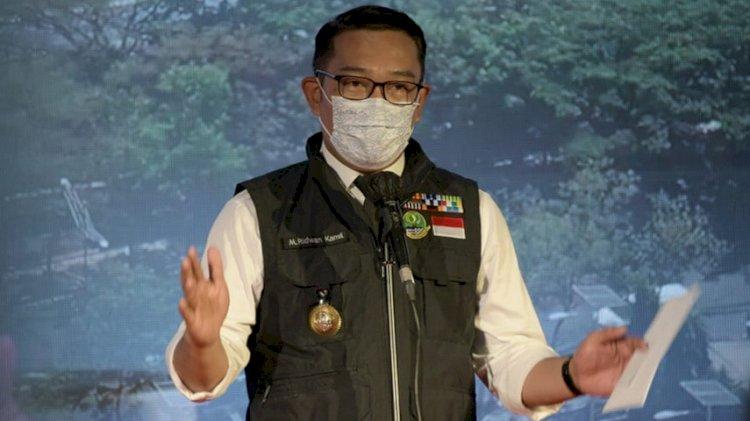 Polemik Vaksin AstraZeneca, Ridwan Kamil: Lahir Batin Tanggung Jawab Pusat