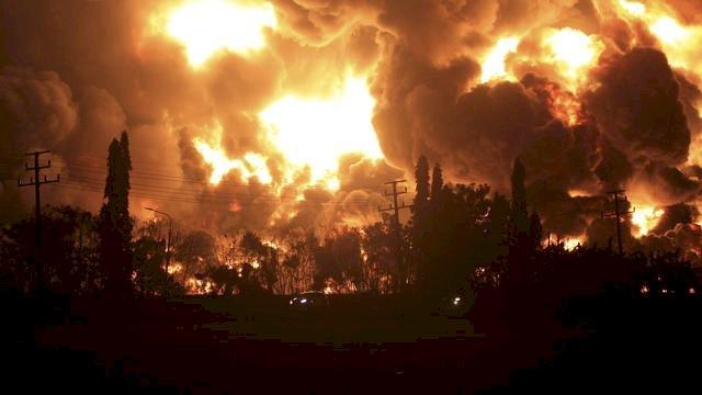 Ridwan Kamil Berharap Penyebab Kebakaran Kilang Minyak Segera Terungkap