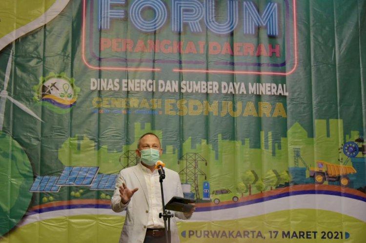 Pemda Jabar Dorong Pemanfaatan Energi Baru Terbarukan