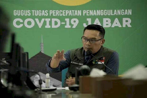 Ridwan Kamil Usul Kemenkes Persingkat Mekanisme Pelaporan