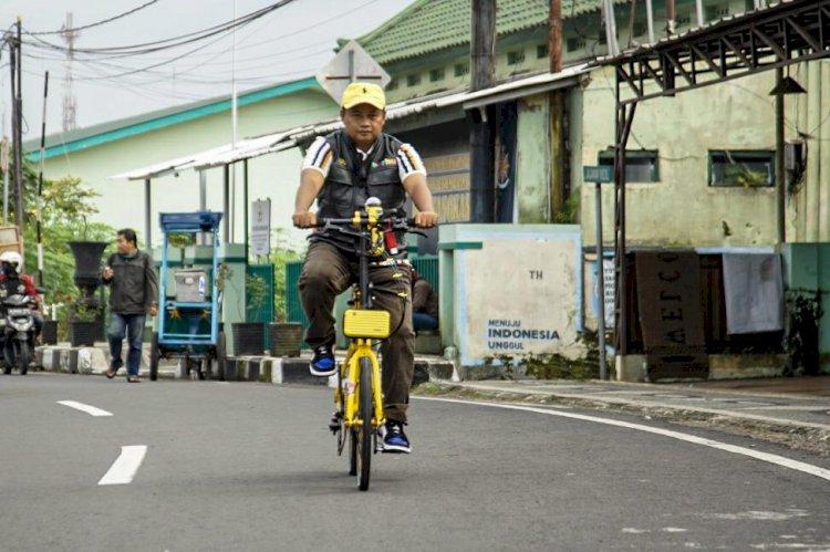 Wagub Jabar Ajak Pegiat Sepeda Gunakan Produk Indonesia