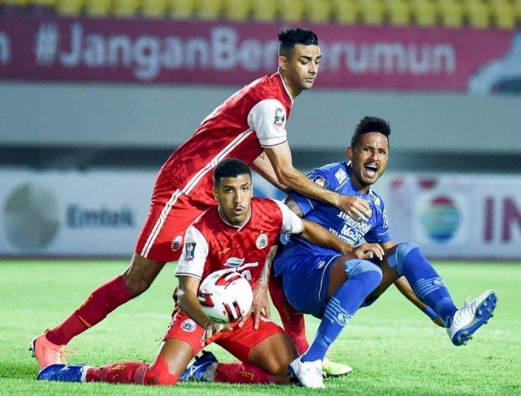 Persija Juara Piala Menpora 2021, Kalahkan Persib 2-1 di Leg Kedua