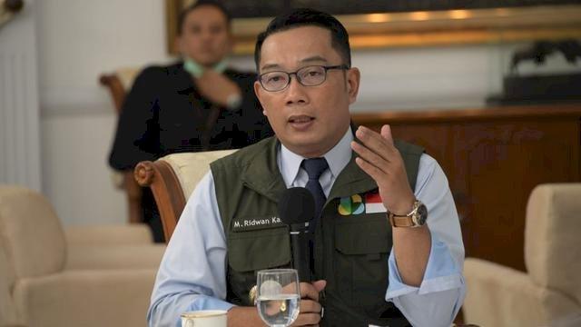 Gubernur Jabar Maksimalkan Gedung Olahraga Dukung Vaksinasi Nasional