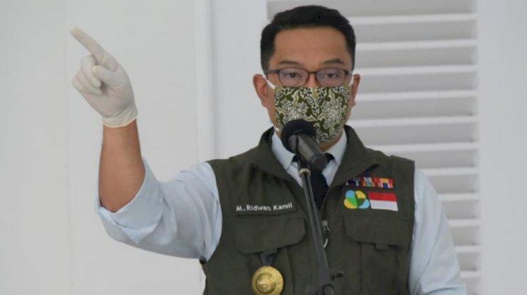 Ridwan Kamil Sampaikan Solusi Pemberian Vaksin Covid-19 di Jabar