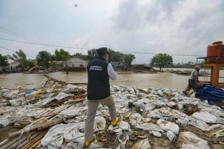 Ridwan Kamil: Jadi Prioritas, Perbaikan Kali Bekasi Dikerjakan Tahun 2021