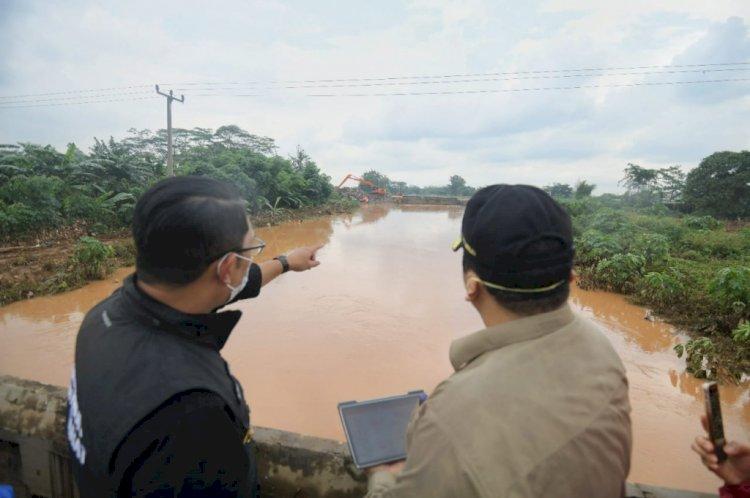 Masih Pandemi Penanganan Banjir di Jabar Harus Terapkan Prokes