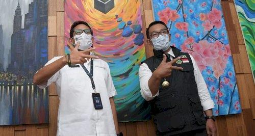 Ridwan Kamil dan Sandiaga Uno Bidik 500 Lapangan Kerja