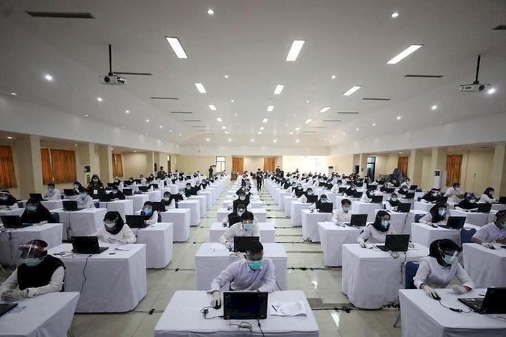 Jadwal Pendaftaran CPNS dan PPPK Non-Guru 2021 dari Seleksi hingga Tahap Penetapan Nomor Induk