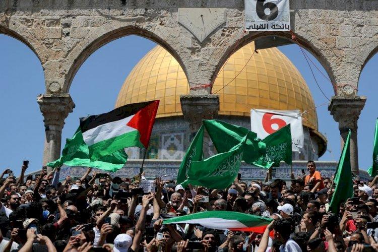 Klaim Palsu Yahudi Atas Tanah Palestina