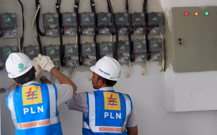 PLN Catat Penjualan Listrik Periode Januari-April 2021 di Jawa Barat Naik 5,6 Persen