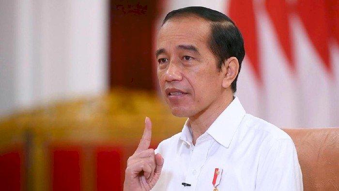 Jokowi:  TWK Jangan Dijadikan Dasar Pemberhentian 75 Pegawai KPK