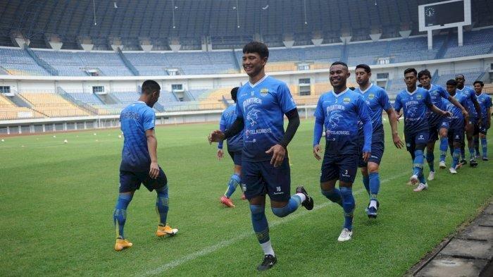 Jelang Liga 1, Pekan Depan Persib akan Gelar Latihan Bersama