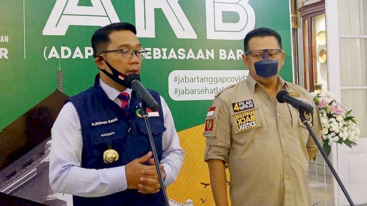 Ridwan Kamil Usulkan Pilkada Serentak Digeser ke 2021