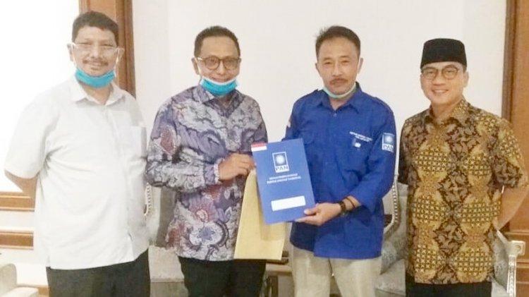 DPP PAN Resmi Restui Irman Wargadinata Maju di Pilkada Kabupaten Bandung