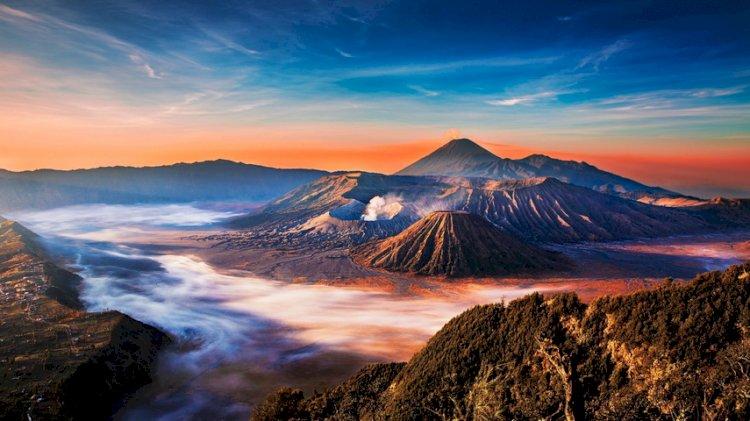 Destinasi Wisata Gunung Terindah di Indonesia