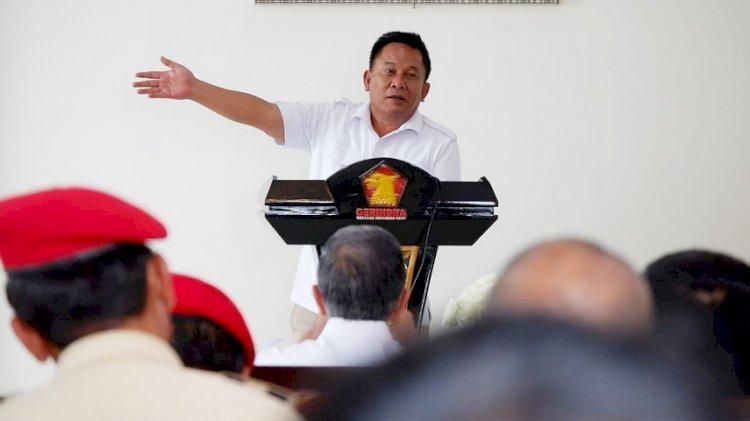Ketua DPD Gerindra Jabar: Meski Sub Organ, PPIR Berkontribusi Banyak bagi Partai