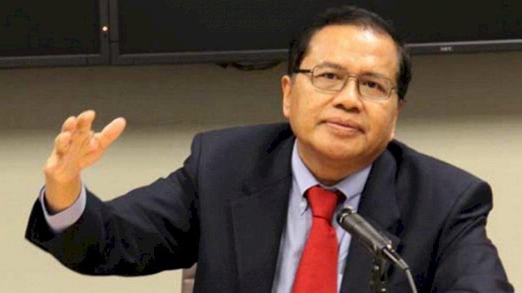 Rizal Ramli: Posisi Kabinet kan hanya Hadiah Buat Pendukung Politis dan Finansial