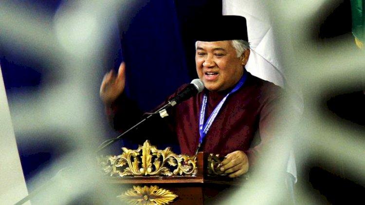 Din Syamsuddin dan Sejumlah Tokoh Nasional Deklarasikan KAMI