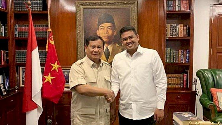 Gerindra Resmi Dukung Pasangan Bobby Nasution-Aulia Rachman di Pilkada Medan