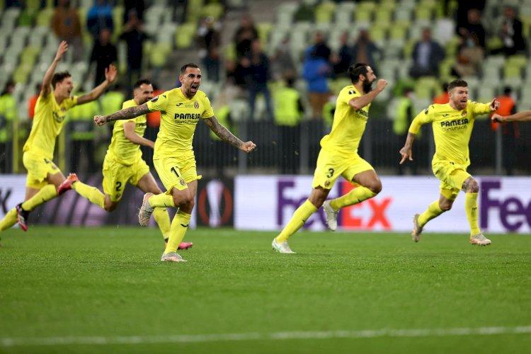 Villarreal Juara Liga Europa, Sukses Kalahkan MU Lewat Drama Adu Penalti