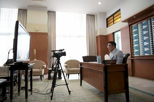 "Ridwan Kamil: ""Pemuda, Hati- Hati Pilih Karir di Era Industri 4.0"""
