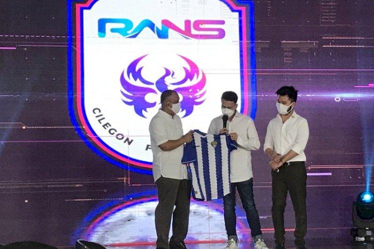 Raffi Ahmad Sambut Usulan Menpora, agar Klub Sepak Bola Masuk Pasar Modal