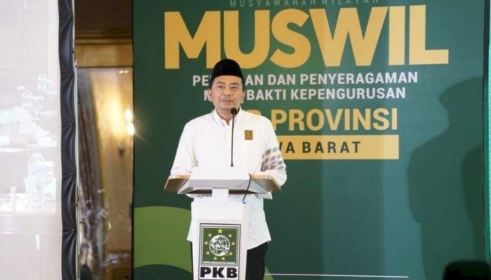 PKB Jabar Patok Target Menangkan Pemilu 2024